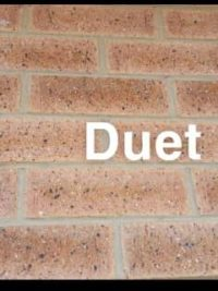 Equitoni DUET – 1 carton has 52 brick tiles (1 sqm)