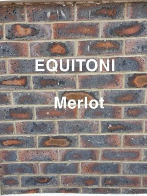 Equitoni MERLOT 225 x 75 x 9mm